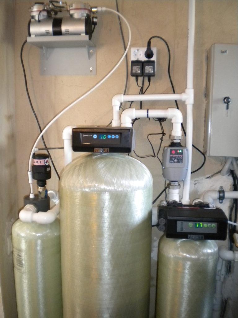 Подбор и монтаж оборудования