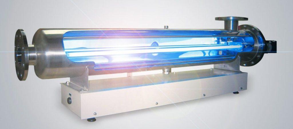 Ультрафиолетовая обработка воды